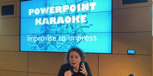 ZIMIHC IMPRO Workshop: Powerpoint karaoke