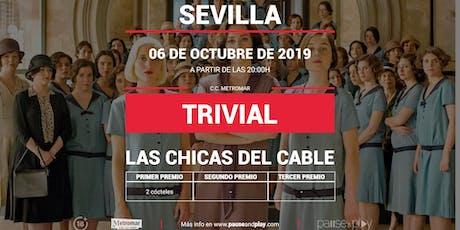 Trivial Especial Las Chicas del Cable en Pause&Play Metromar entradas