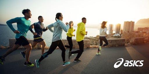 Run with ASICS - 5K run