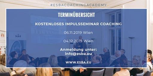 Impulsseminar für Coaching und Führungskompetenz