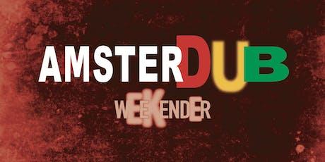 AmsterDub Weekender 2019 tickets