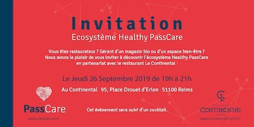 Ecosystème Healthy PassCare