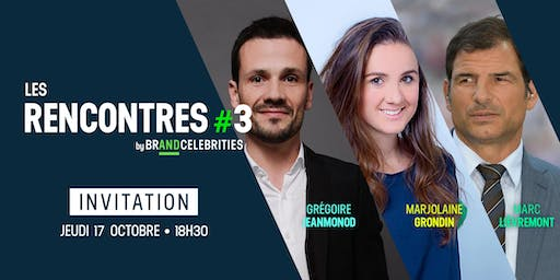 Les Rencontres #3 by Brand and Celebrities