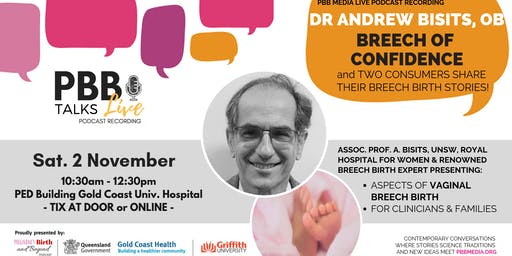 PBB Talks with Dr Andrew Bisits: Breech of Confidence