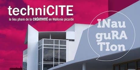 techniCITE vous ouvre ses portes le 17 octobre 2019 ! billets