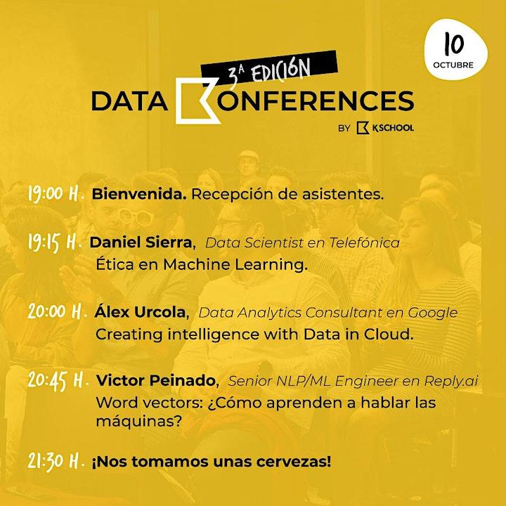 Imagen de Data Konferences 2019