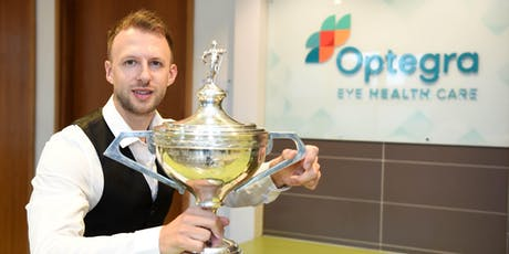 Free Laser Eye Surgery Open Evening With Judd Trump tickets