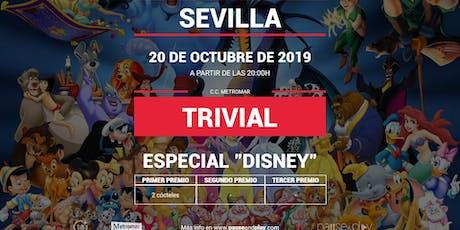 Trivial Especial Disney en Pause&Play Metromar entradas