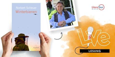 LESUNG: Norbert Scheuer Tickets