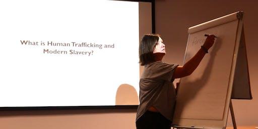 Modern Slavery and Trafficking Training - Thursday 21st November 2019