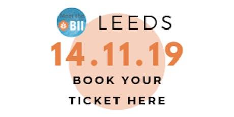 Meet the BII - Leeds - British Institute of Innkeeping tickets