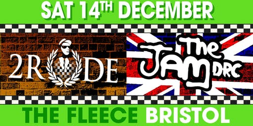 2 Rude + The Jam DRC Xmas Gig