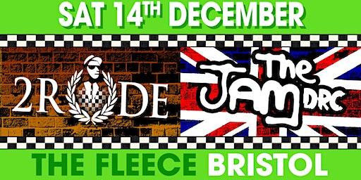 2 Rude + The Jam DRC Xmas Gig