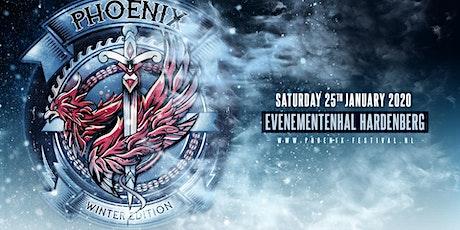 Phoenix - Winter Edition tickets
