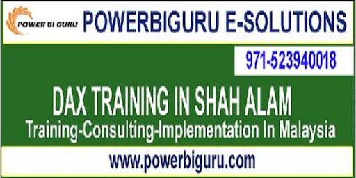 Microsoft DAX training in SHAH ALAM
