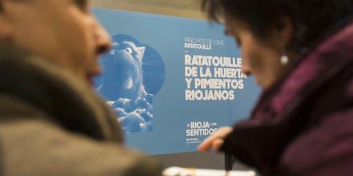 EL CINE DE 'EL RIOJA Y LOS 5 SENTIDOS'