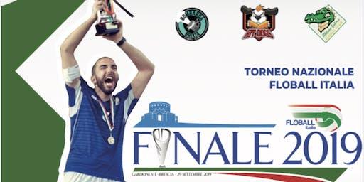 Torneo Nazionale Floball Italia 2019