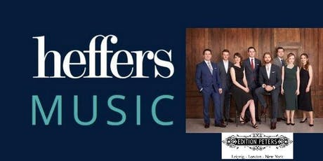 Heffers Music presents: Voces8 tickets