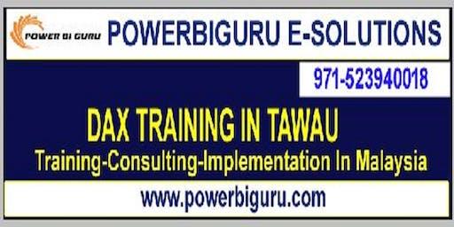 Microsoft DAX training in TAWAU