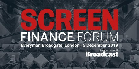 Screen International Finance Forum tickets