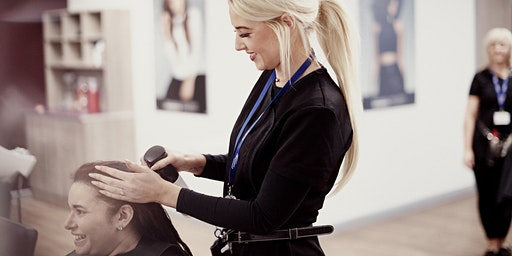 Get Started with Hairdressing: Blow Dry Bar