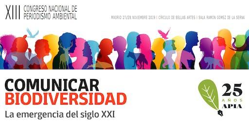 XIII Congreso Nacional de Periodismo Ambiental