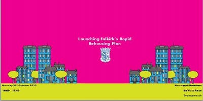 Launching Falkirk's Rapid Rehousing Plan