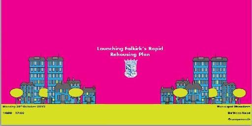 Launching Falkirk's Rapid Rehousing Plan