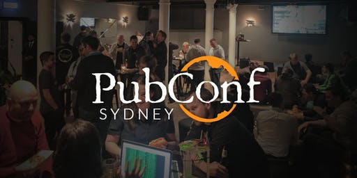 PubConf Sydney 2019
