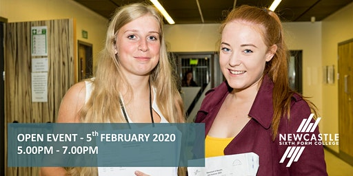 Open Event - February 2020
