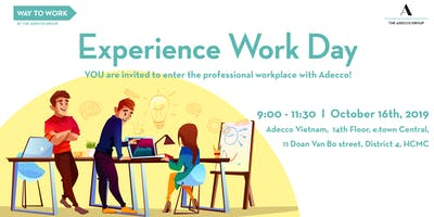 Adecco Experience Work Day 2019