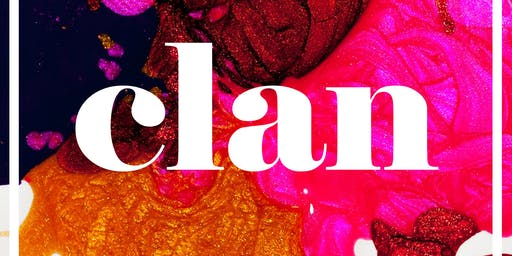 Clan: A get-together for creative folk | October: Fear of the Blank Page