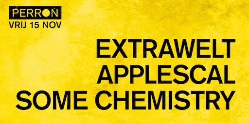 EXTRAWELT, APPLESCAL, SOME CHEMISTRY