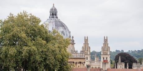 Oxford Flood Alleviation Scheme - update for Oxfordshire businesses tickets