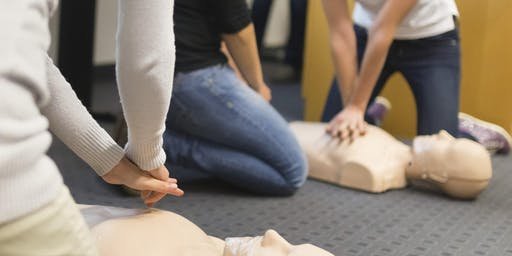 First Aid at Work (FAW) Level 3 - 3 day course - St Albans, Hertfordshire