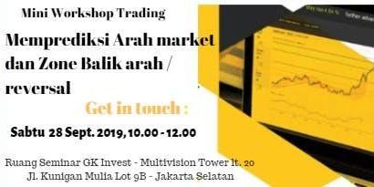 Memprediksi Arah Market dan Zone Balik Arah / Reversal