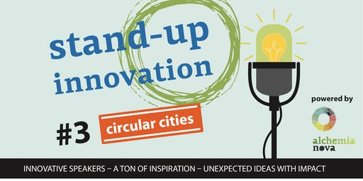 stand-up innovation #3: Circular Cities