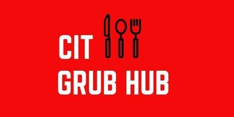 CIT GrubHub tickets