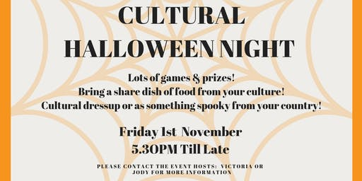 Culture Halloween Night