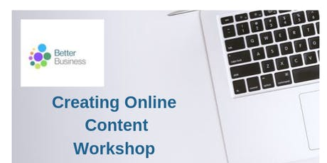 Creating Online Content tickets