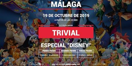 Trivial Especial Disney en Pause&Play Plaza Mayor tickets