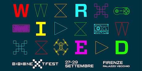Wired Next Festival • People on the Edge biglietti
