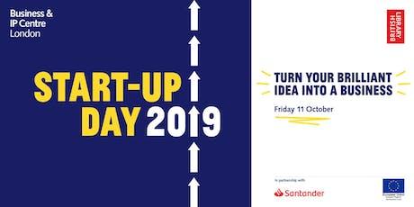 Start-up Day 2019: Start-up Roadshow - Croydon tickets