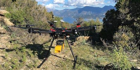 YellowScan UAV LiDAR in Perth tickets