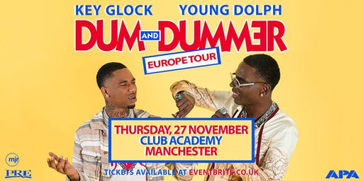 Young Dolph & Key Glock (Club Academy, Manchester)