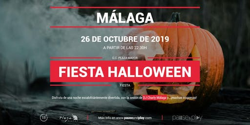 Fiesta Halloween en Pause&Play Plaza Mayor