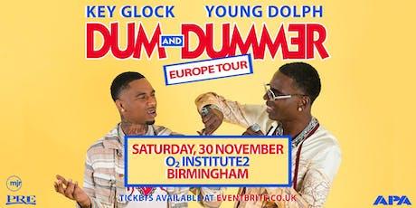 Young Dolph & Key Glock (Institute 2, Birmingham) tickets
