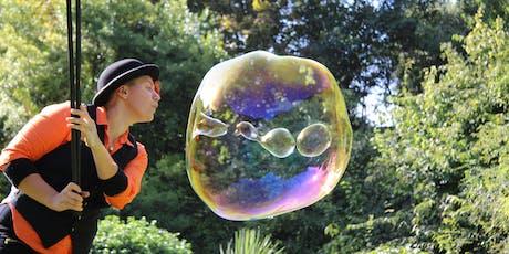 Jesse Ward Bubbleologist tickets