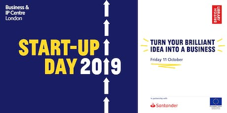Start-Up Day 2019: Livestream from the British Library- Croydon tickets