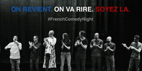 French Comedy Night billets